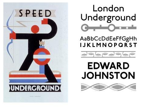 So Retro: 1930s Modernism- London Underground Advertising