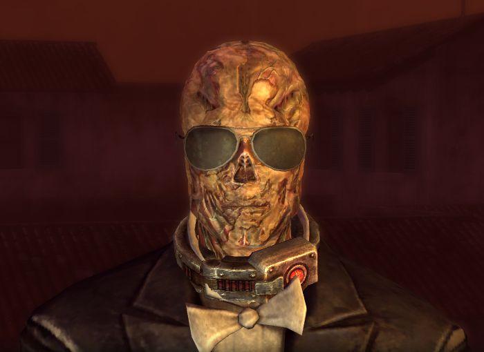 Fallout New Vegas - Dean Domino (Dead Money DLC)