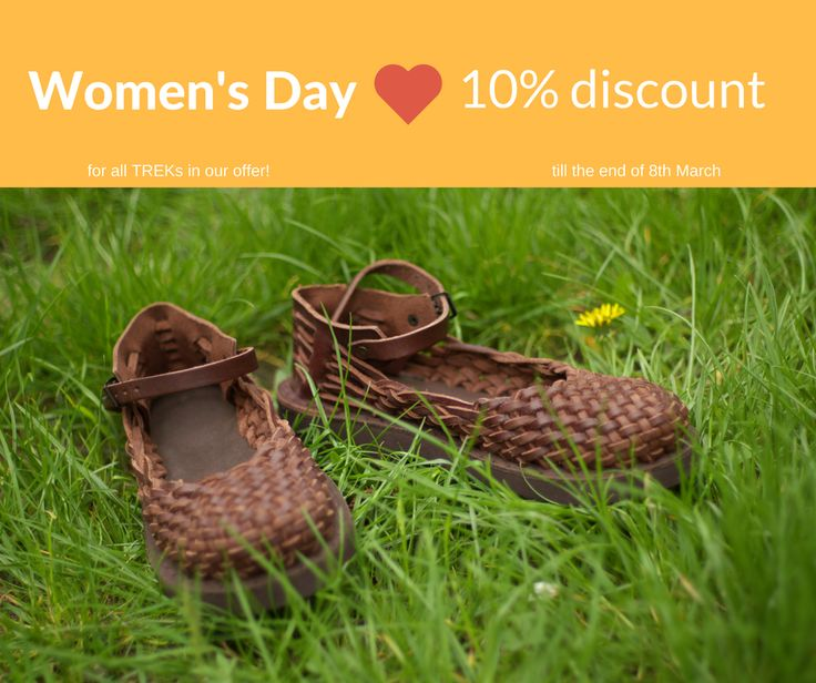 WOMEN'S DAY.  Good all our dear ladies! Visit us and get 10% discount on each order. Active by the end of the day.  Welcome! https://www.etsy.com/shop/TrekLeather?ref=si_shop  #trek #8thmarch #WomensDay #poland #polska #handmadeTREK