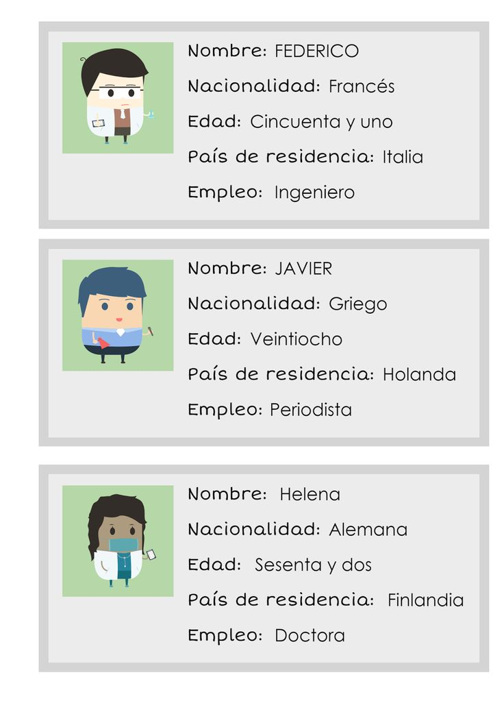 EL TARRO DE LOS IDIOMAS: Trabajando información personal, nacionalidades y países clase de ELE