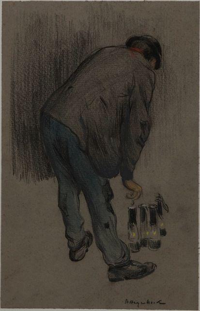 Limburgse mijnwerker   Herman Heijenbrock