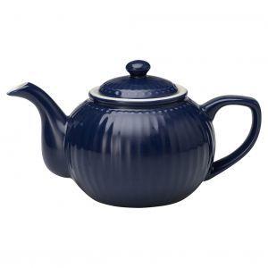 Neu: Teekanne Alice in Nachtblau, neue Trendfarbe für den kommenden Herbst