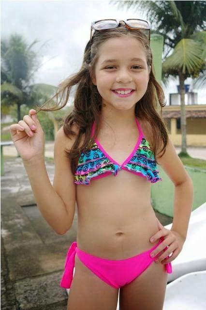 Modelos de Biquínis Infantis - Fotos | Toda Atual