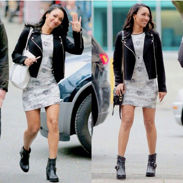 Candice Patton from CW's The Flash [Iris West] Pinterest: @WithLoveReesie