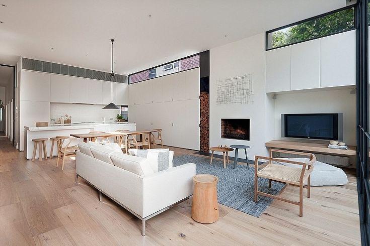 Rénovation par Robson Rak Architects et Made by Cohen - Journal du Design