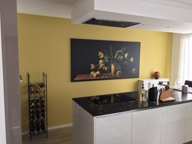 Stilleven Tulpen Van Monique Van Velzen Op Canvas Behang En Meer Keuken Kunstwerk Muur Keuken Keuken Posters