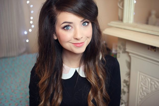 Zoe's makeup tutorial