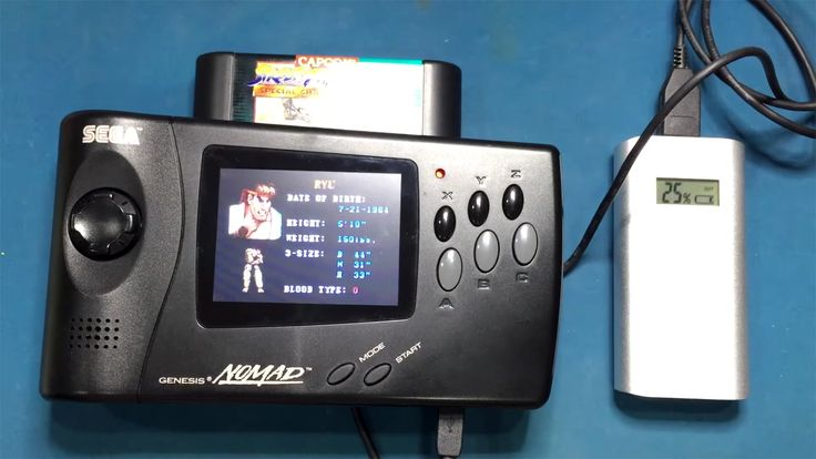 Learn about USB-powered Sega Nomad gives you near-endless game time http://ift.tt/2rcRX8n on www.Service.fit - Specialised Service Consultants.