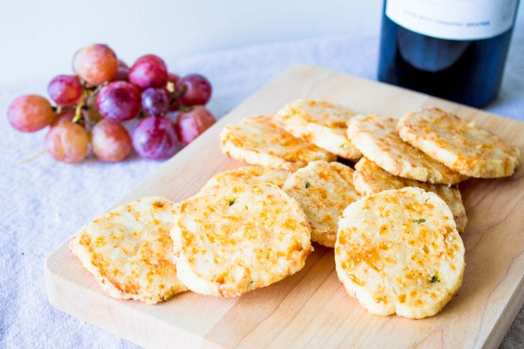 Jalapeño Cheddar Crackers | Recipe | Cheddar, Petit fours and ...