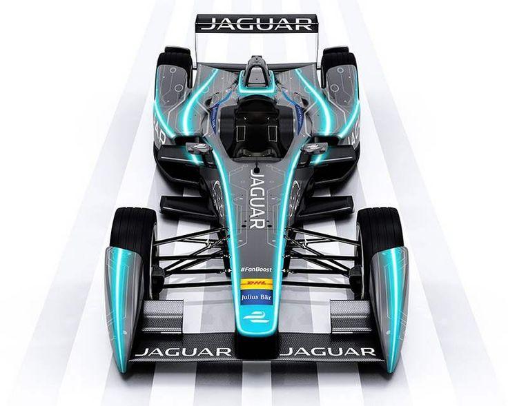 Jaguar returns to racing with Formula E team  , - ,     Jaguar...