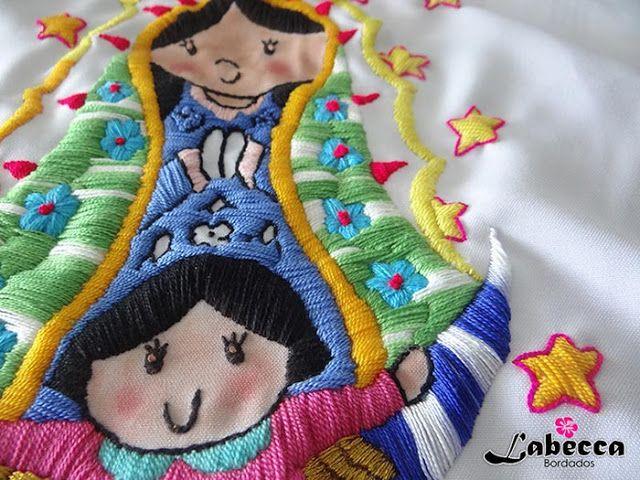 Los Bordados de Labecca. HECHO EN COLOMBIA. Si quieres saber más sobre nuestros bordados 100% a mano, visita: facebook.com/labeccabordados