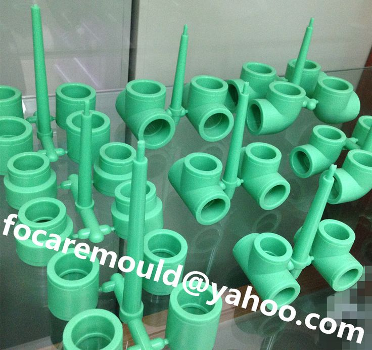 PPR fitting molds water supply  #PPRmold #fittingmold #chinamold