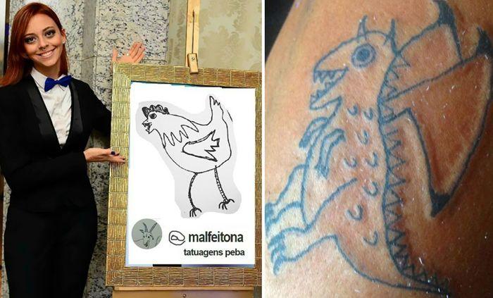 Современное искусство: Неимоверно уродливые татуировки, ради которых клиенты готовы пересечь океан http://kleinburd.ru/news/sovremennoe-iskusstvo-neimoverno-urodlivye-tatuirovki-radi-kotoryx-klienty-gotovy-peresech-okean/