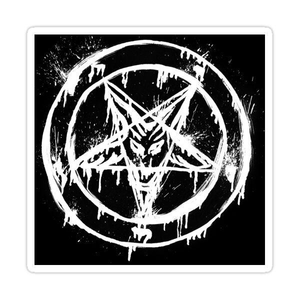 Satanic Goat Vector Illustration Animal Art Baphomet Png And Vector With Transparent Background For Free Download Vector Illustration Art Satanic Art