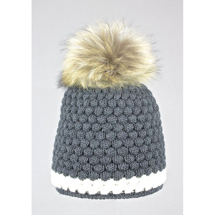 Steffner Hit Womens Ski Hat In Charcoal