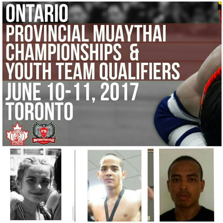 We are two weeks away from the Ontario Provincial Muay Thai Championships. Three southside #nakmuay representing in this tournament; Raul in Elite class Ben in B-class and Patricia in Female Juniors B-class. You will see them grinding it out for the next two weeks #chokdee #forceofateam #southsidemuaythaiacademy #thaiboxing #tournament #fightime #provincials #muaythai