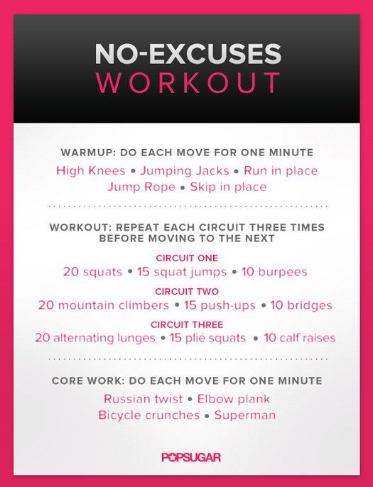 Pin for Later: In a Workout Rut? These 50+ Workout Posters Are the Answer