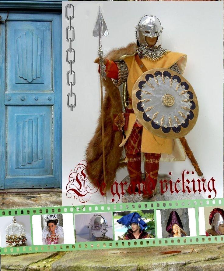Costume d'Anne-d'Autriche porté lors de son couronnement page 7