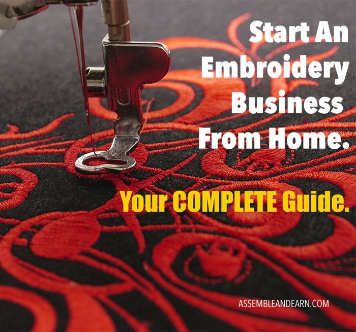 Best 25+ Home Embroidery Machine Ideas On Pinterest