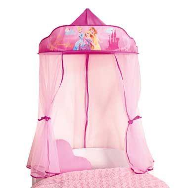 Disney Princess bed klamboe  Maak jouw prinsessenkamer nog mooier met deze prachtige roze Disney Princess bed klamboe. Jij zult slapen als een prinsesje.  EUR 34.99  Meer informatie