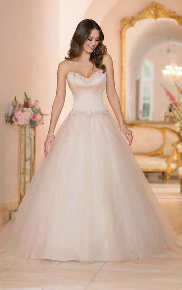 What To Wear Under Your Quinceanera Dress Champagne Wedding DressesPrincess