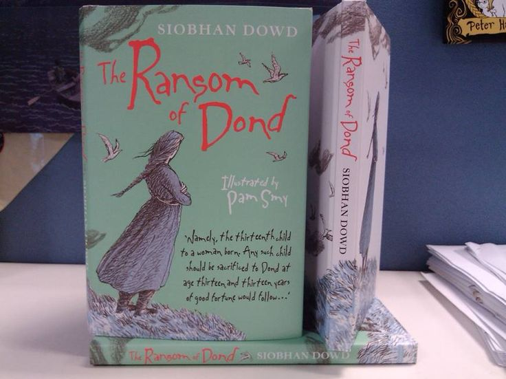 The Ransom of Dond, the last book by extraordinary author Siobhan Dowd, is beautifully illustrated by Pam Smy. This haunting tale of love, fate and truth is out 7/11/2013!