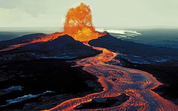Big Island - peisaje superbe din lume