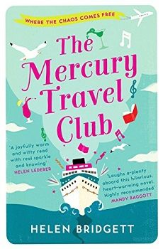 The Mercury Travel Club by Helen Bridgett - Book Reviewed by Julie