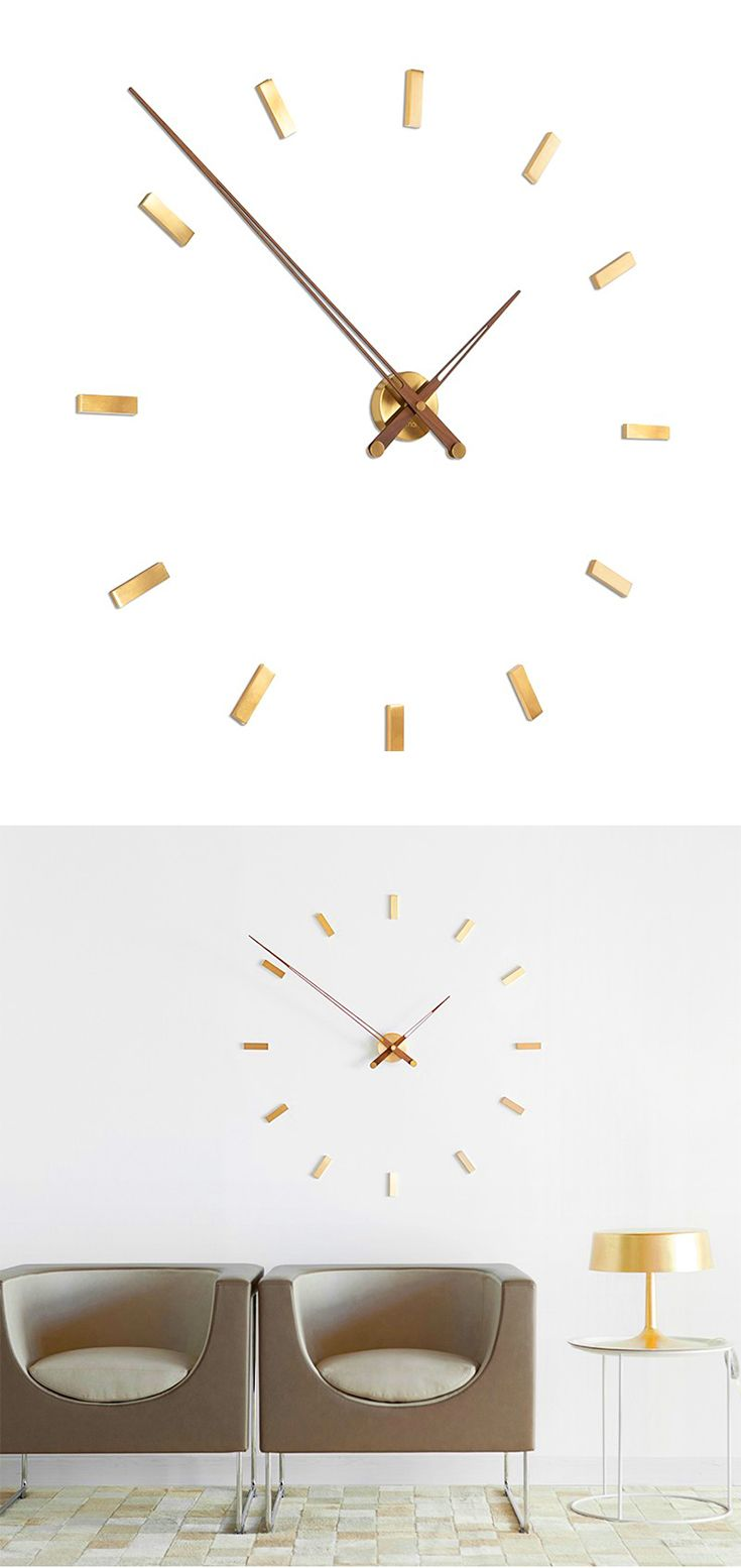 32 best relojes de pared de dise o armony space bcn images on pinterest wall clocks boxes - Relojes diseno pared ...