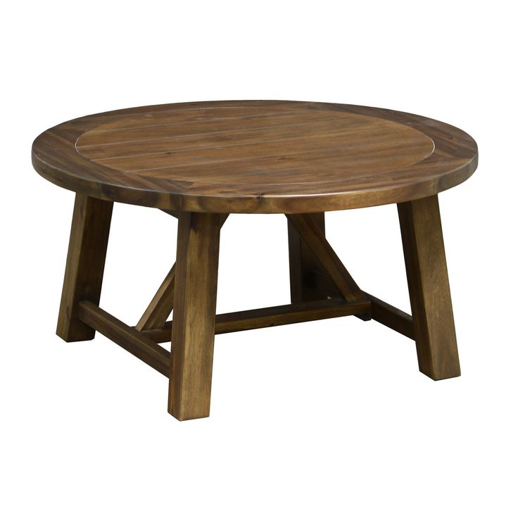 Top 25 Ideas About Round Wood Coffee Table On Pinterest Round Coffee Tables Coffee Tables And