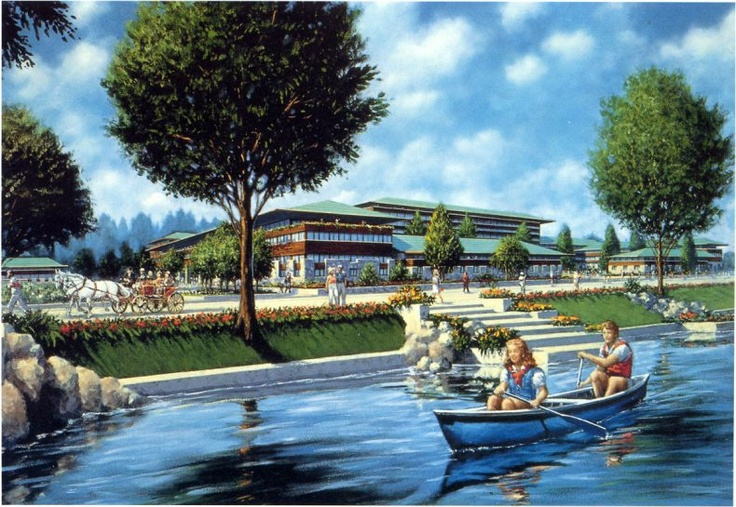 23 best images about disneyland paris concept art on for Hotels eurodisney