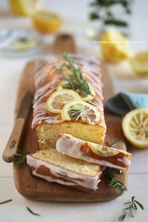 L'irrésistible cake au citron à réaliser en 15 minutes !