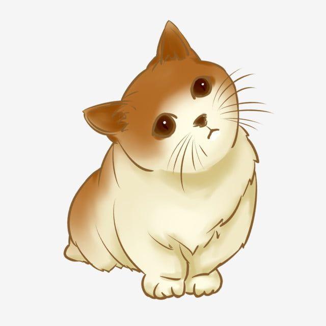 漫画猫 かわいい猫 手塗り猫 猫かわいいペット 猫のクリップアート 脂肪猫 図画像とpsd素材ファイルの無料ダウンロード Pngtree ในป 2021 แมวน าร ก ร ปส ตว น าร ก ส ตว