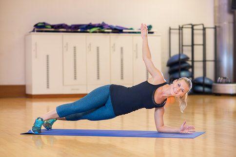 Plank je jeden z nejefektnějších cviků vůbec. My pro vás ale máme ještě jeho vylepšené verze. Když je zvládnete, jste hvězdy!
