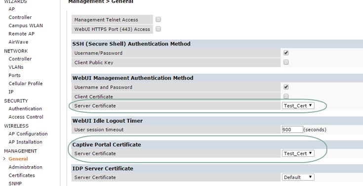 Generate self signed certificate with OpenSSL - Airheads Community