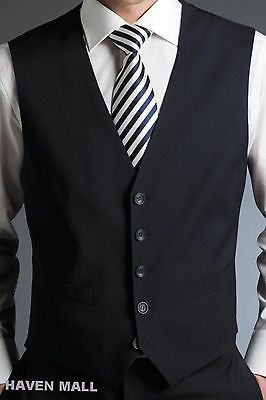 BRAND-NEW-MENS-WAISTCOAT-BAR-WAITING-STAFF-WEDDING-PARTY-CHEST-SIZE-36-48