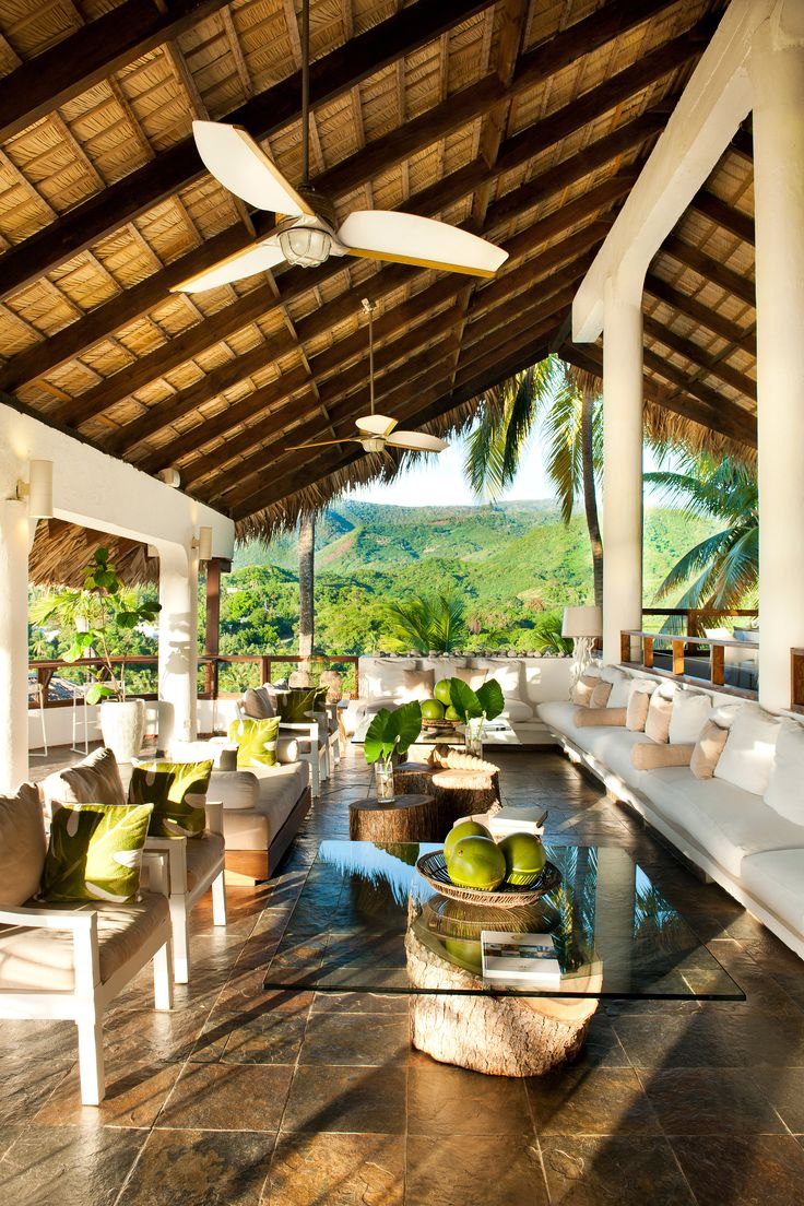 Originally a family estate on the Dominican Republic's rugged and jungle-covered southern coast, Casa Bonita hotel strikes the perfect balance between eco-conscious clean living and tropical luxury. The hundreds of acres now boast an organic garden that supplies the restaurant, private canopy tours just for guests and Caribbean Sea views from every room.