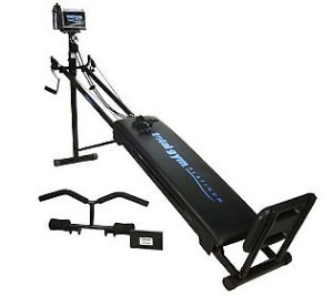 Total Gym Platinum Plus. I want one!