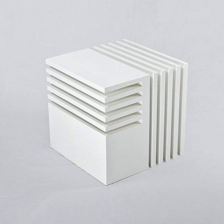 We recently featured the work of Italian industrial designer and architect, Alessandro Di Prisco, with his SILK design. Today, I'm introducing you to another beautifully simplistic creation by the Napoli based designer. It is Cubico – a minimalist cubic furniture item that can be used in a variety of ways.