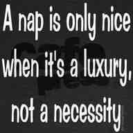 Napping sleep