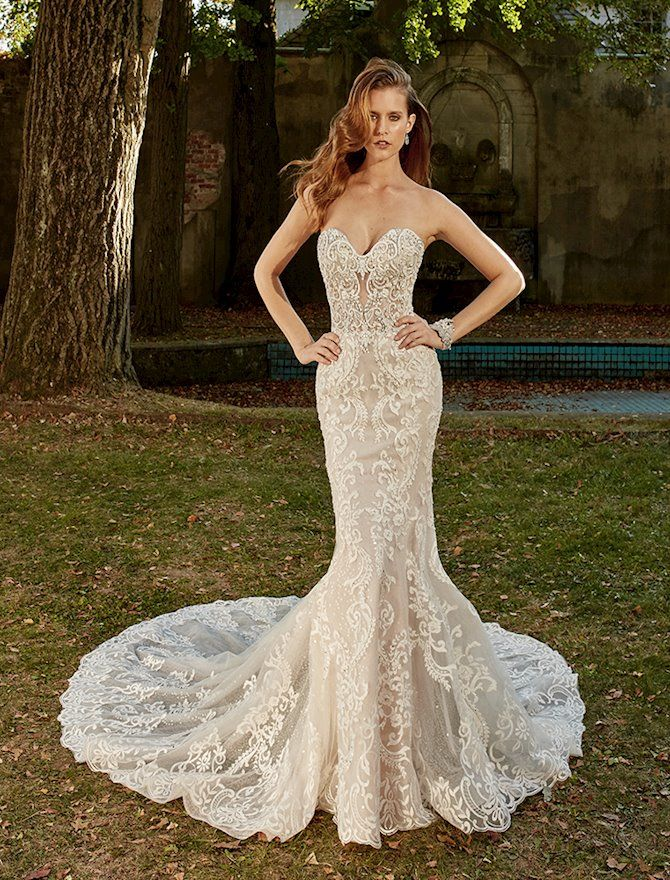 eve of milady eve-cout-style-4366-front. | la boda | pinterest