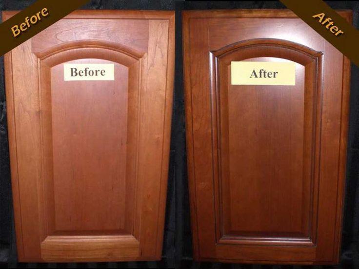 Best Kitchen Cabinet Refacing Before After Bathroom Ideas Pinterest Best Kitchen Cabinets