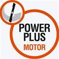 Leistungsfähiger PowerPlus Motor und DuraEdge™ Messer