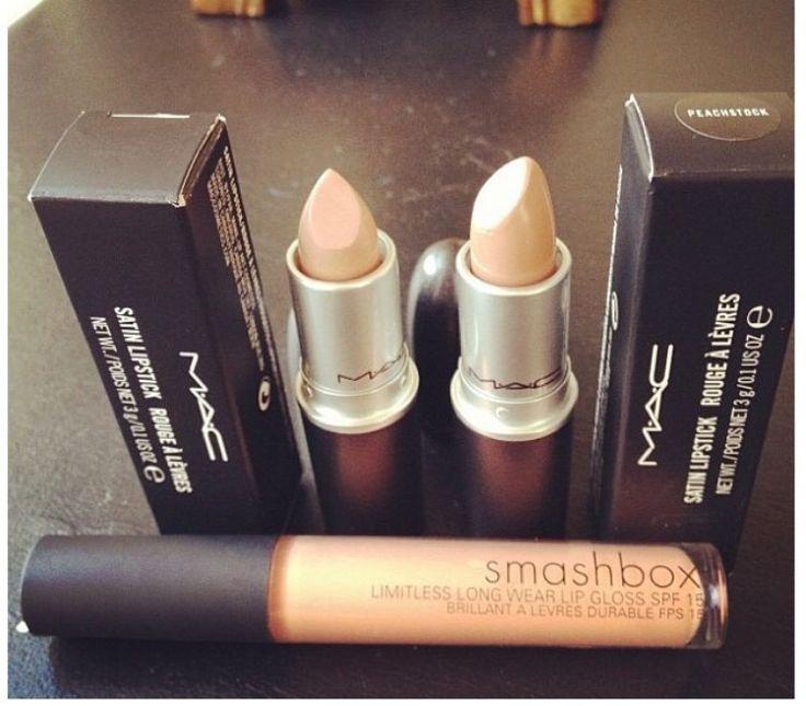 Nudes lipstick muah
