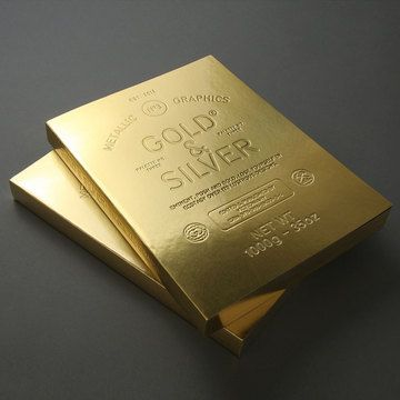 PALETTE 03: Gold & Silver -- CANNOT wait to get this in the mail!!!!!