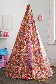TeePee Tent - Attention Santa Claus!