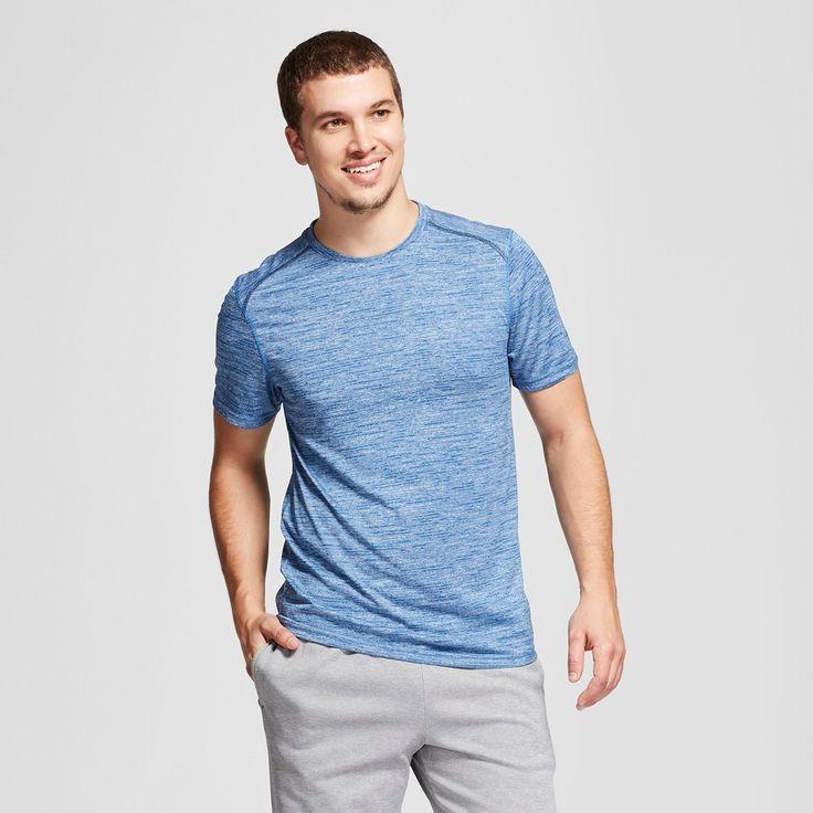 Men's Tech T-Shirt - C9 Champion Teal (Blue) Xxl