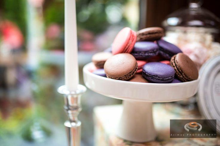 Macarons - candy bar detail - Boheme delices francaises