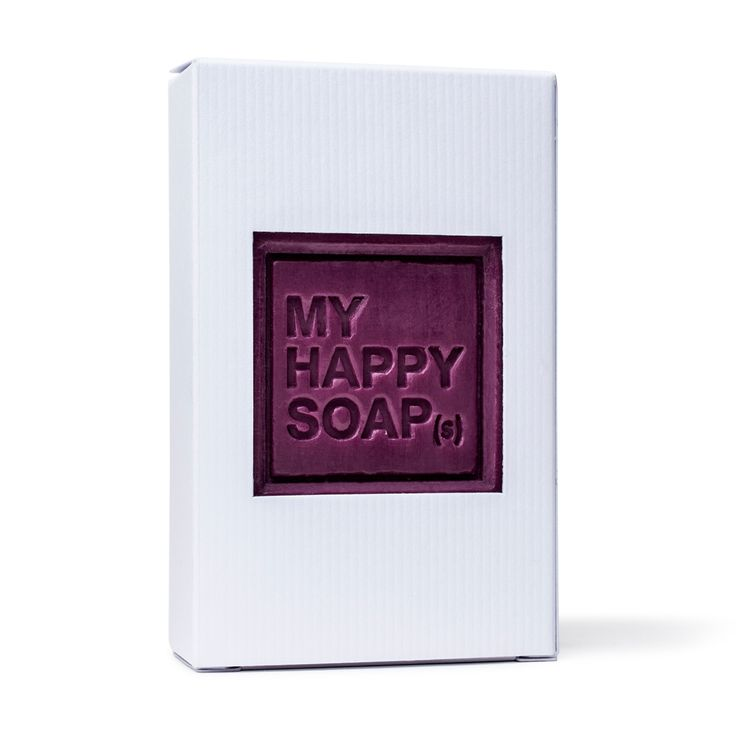 "MY HAPPY SOAP ""Cassis"""