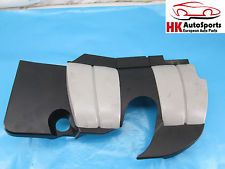 MERCEDES C230 2002 AIR INTAKE ENGINE COVER PLASTIC PLATE PLATES BOTH LEFT & RIGH